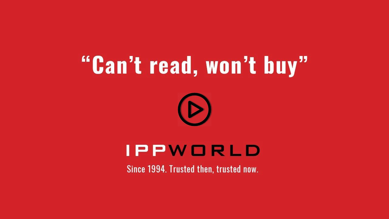 If You Can't Read, You Won't Buy